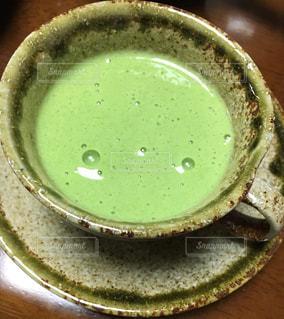 スープのボウルをクローズアップするの写真・画像素材[2876043]