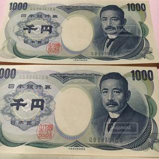 夏目漱石、夏目漱石が写真を撮るポーズをとっているの写真・画像素材[2876279]