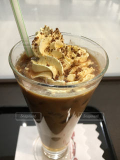 #クリーム#ラテ#飲み物#美味しかった#コーヒーの写真・画像素材[371377]