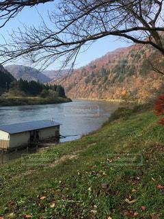 山と川の写真・画像素材[804735]