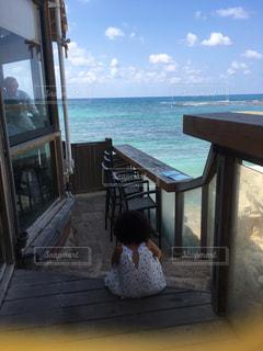 海と少女 - No.793814