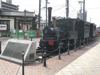 坊ちゃん列車の写真・画像素材[794689]