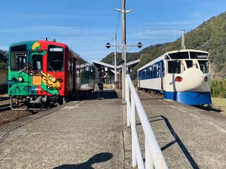 四国の名物列車の写真・画像素材[3011576]