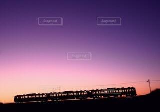 秋は夕暮れの写真・画像素材[3664099]