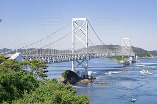 大鳴門橋の写真・画像素材[799659]