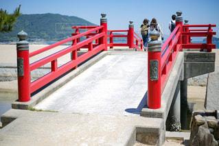 願い橋の写真・画像素材[799666]