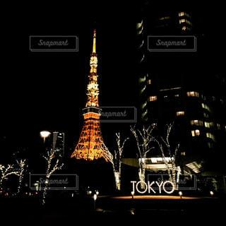 東京タワーの写真・画像素材[795271]
