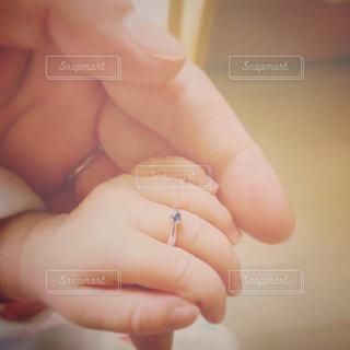 赤ちゃんの手 - No.800281