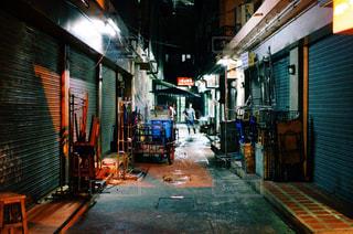バンコクの路地裏の写真・画像素材[888633]