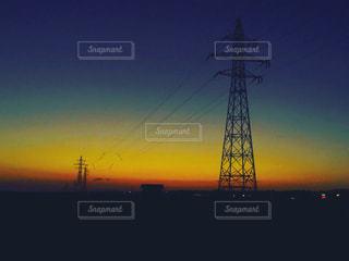 SUNSETの写真・画像素材[795871]
