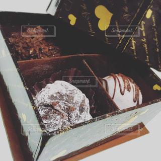 チョコレートの写真・画像素材[800422]