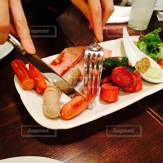 美味しいディナーの写真・画像素材[808873]