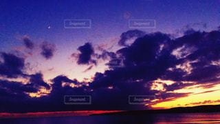 空の雲の写真・画像素材[808877]