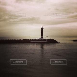 海の上からの写真・画像素材[824489]