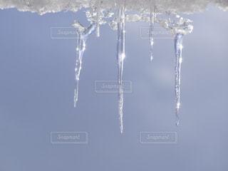 氷柱の写真・画像素材[839670]