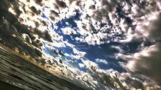 青空と海の写真・画像素材[908114]