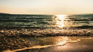 キラキラした海の写真・画像素材[908118]