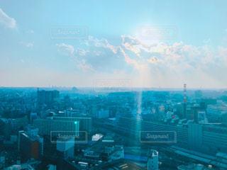 都市の眺めの写真・画像素材[2430475]