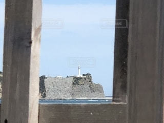 石造りの建物のクローズアップの写真・画像素材[2136672]