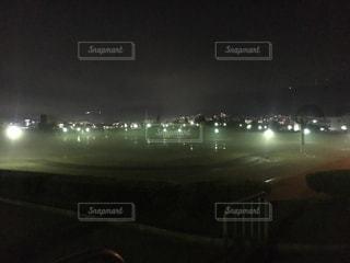 霧の溜まり場の写真・画像素材[871084]