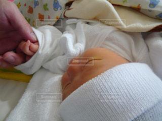 赤ちゃんの手 - No.797903