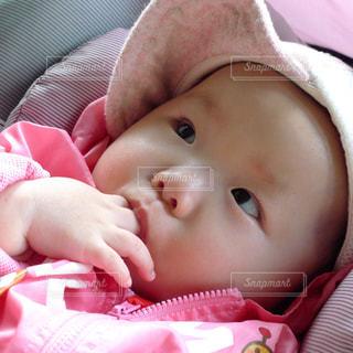 赤ちゃんの手 - No.797916