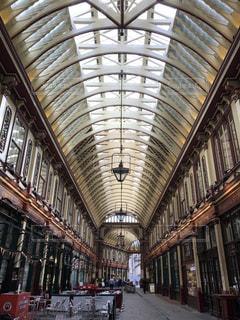 ロンドンのマーケットの写真・画像素材[795878]