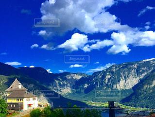 オーストリア ハルシュタットの写真・画像素材[796000]