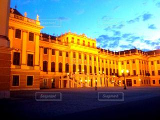 オーストリア シェーンブルン宮殿の写真・画像素材[824153]