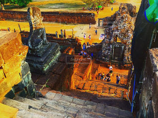 タイの寺院の写真・画像素材[1311977]