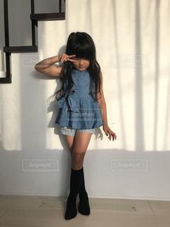 女の子の写真・画像素材[2481614]