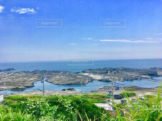きれいな青空と海 - No.796712