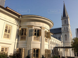シンガポール セントアンドリュース大聖堂の写真・画像素材[796772]