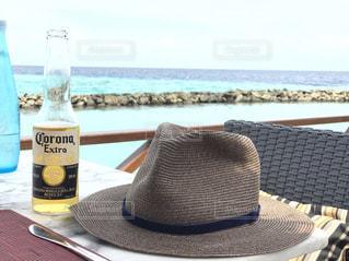 海とビール - No.797260