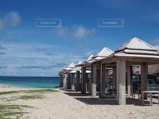 セブのビーチの写真・画像素材[752835]