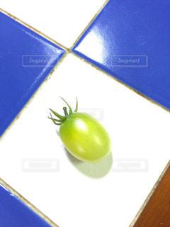 グリーントマトの写真・画像素材[797546]