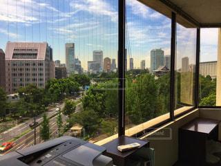 会社から見える風景の写真・画像素材[1217702]