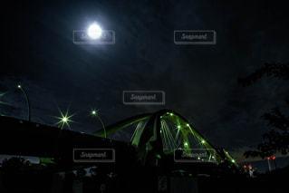 中秋の名月の写真・画像素材[797685]
