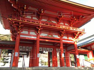 近江神宮楼門の写真・画像素材[798617]