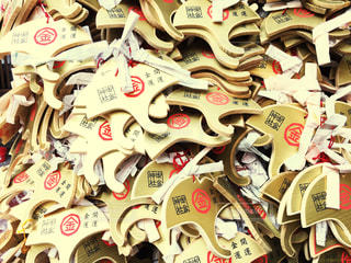 御金神社 絵馬の写真・画像素材[798815]