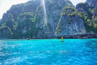 船から見た海@プーケットピピ島の写真・画像素材[798281]