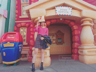 ピンクの写真・画像素材[834659]