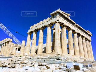 ギリシャ アクロポリスの写真・画像素材[798579]