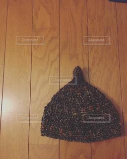 手作りどんぐり帽子の写真・画像素材[874817]