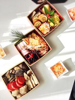 実家のおせち料理の写真・画像素材[801396]