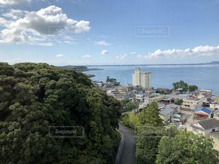 浜松、浜名湖近辺の街並みです。の写真・画像素材[800219]