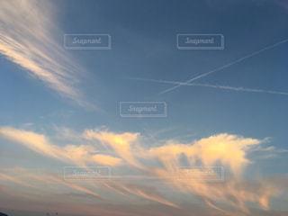空の雲の写真・画像素材[800781]