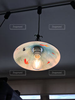 オリジナル照明 ペンダントランプの写真・画像素材[804970]