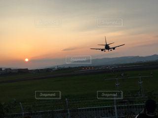 伊丹空港の写真・画像素材[825230]