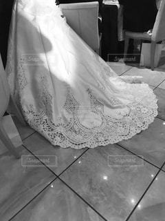 Wedding dressの写真・画像素材[802319]